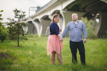 sunrise engagement session by Petruzzo Photography in old town Alexandria 07
