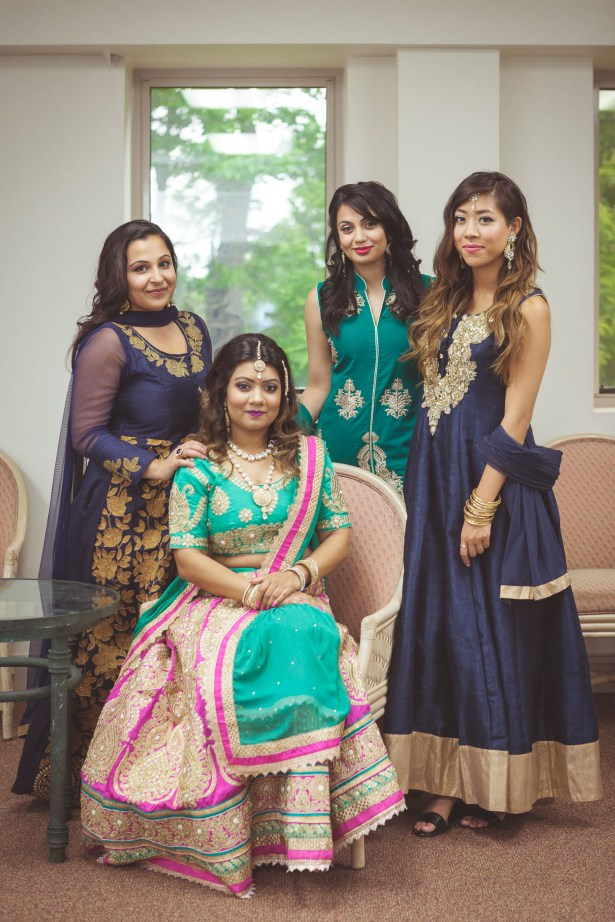 Pooja Ritual Engagement Ceremony from Felipe Sanchez with Petruzzo Photography 06
