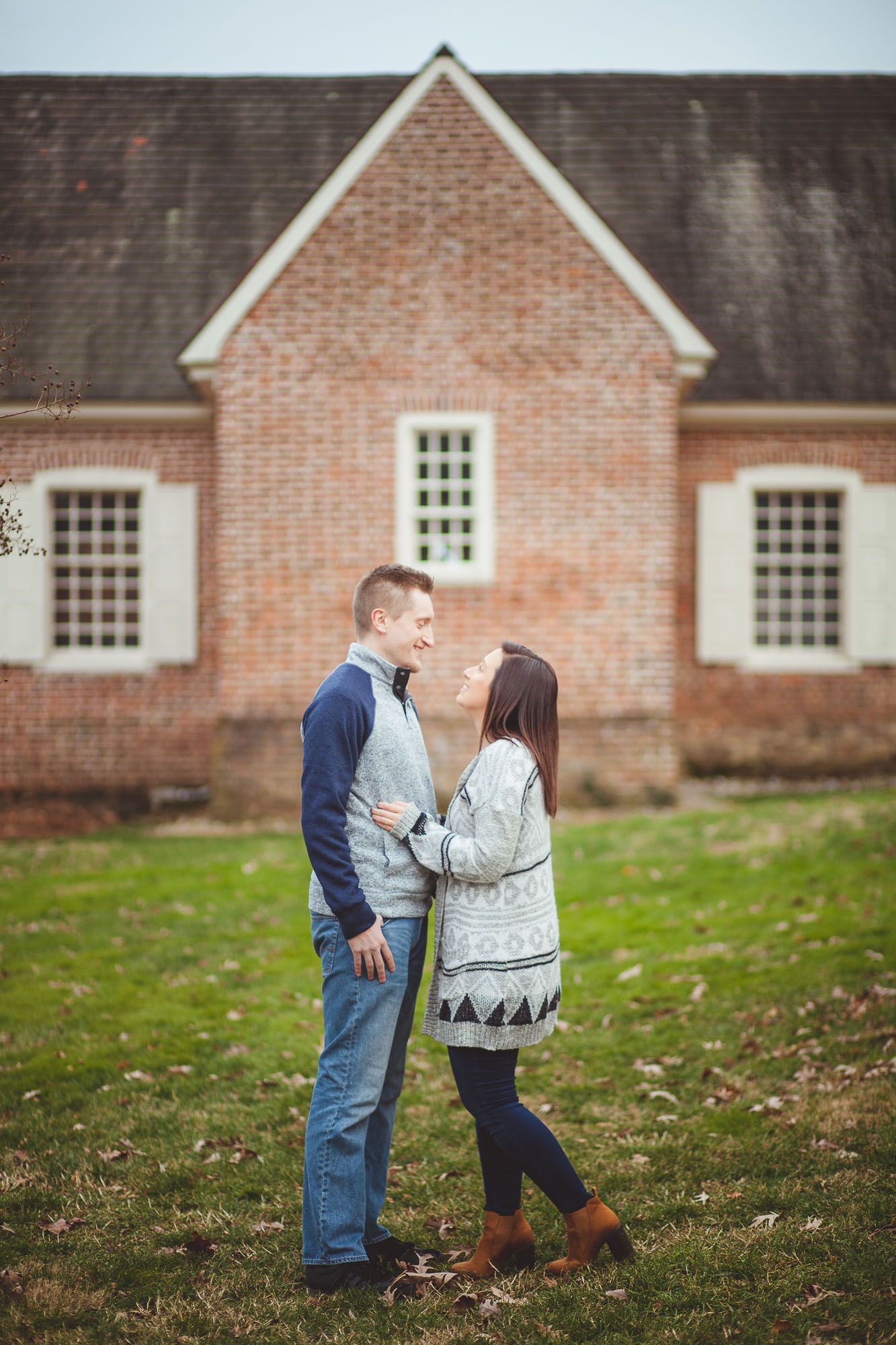 Engagement Session Turned Proposal Downtown Annapolis Petruzzo Photography 06