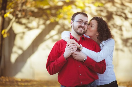 Engagement Session at John Paul 2 Memorial in DC Petruzzo Photography 08