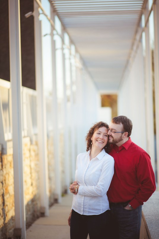 Engagement Session at John Paul 2 Memorial in DC Petruzzo Photography 23