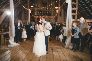 A Wedding Under the Warm Light of The Barnes at Hamilton Station 123