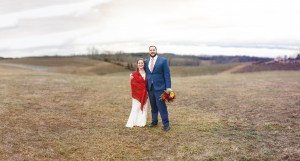 Bright Wedding On a Dreary Day at Linganor Wines 53