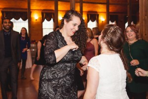 Bright Wedding On a Dreary Day at Linganor Wines 90