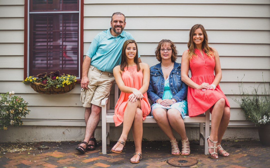 Family Portraits Meets Senior Portraits with Greg in Annapolis