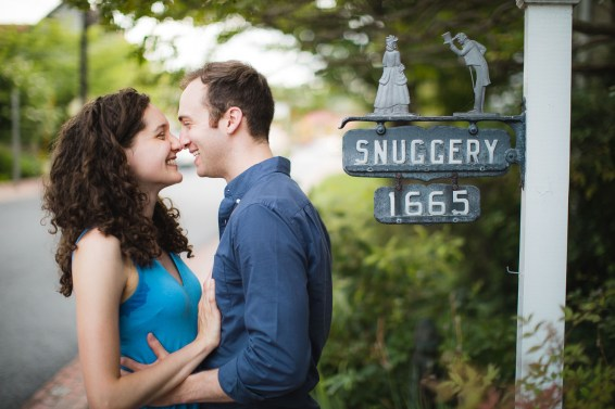 An Adventurous Engagement Session in St Michaels Maryland 10