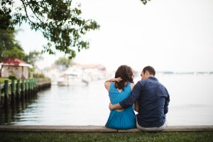 An Adventurous Engagement Session in St Michaels Maryland 13