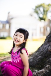 Delightful Family Portraits at the Glenview Mansion in Rockville 02