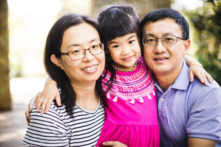 Delightful Family Portraits at the Glenview Mansion in Rockville 25