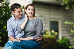 An Engagement Session at the Family Vacation Home 04