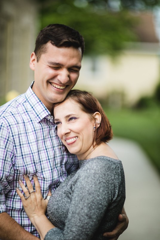 An Engagement Session at the Family Vacation Home 05