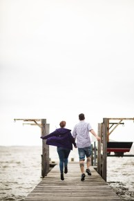 An Engagement Session at the Family Vacation Home 27