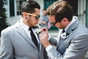 A Wedding at Historic Baldwin Hall from Greg & Erik 11