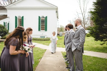 A Wedding at Historic Baldwin Hall from Greg & Erik 27