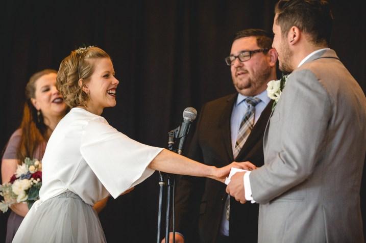 A Wedding at Historic Baldwin Hall from Greg & Erik 39