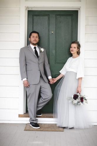 A Wedding at Historic Baldwin Hall from Greg & Erik 48