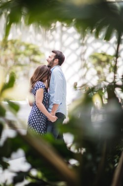 An Engagement Session Through the Halls of the National Portraits Gallery 22