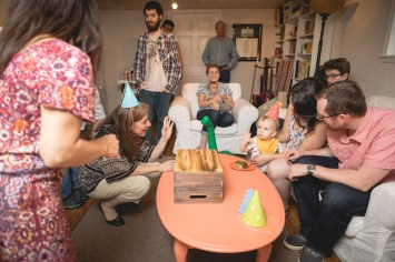 Felipe Covers This Little Guys First Birthday 30