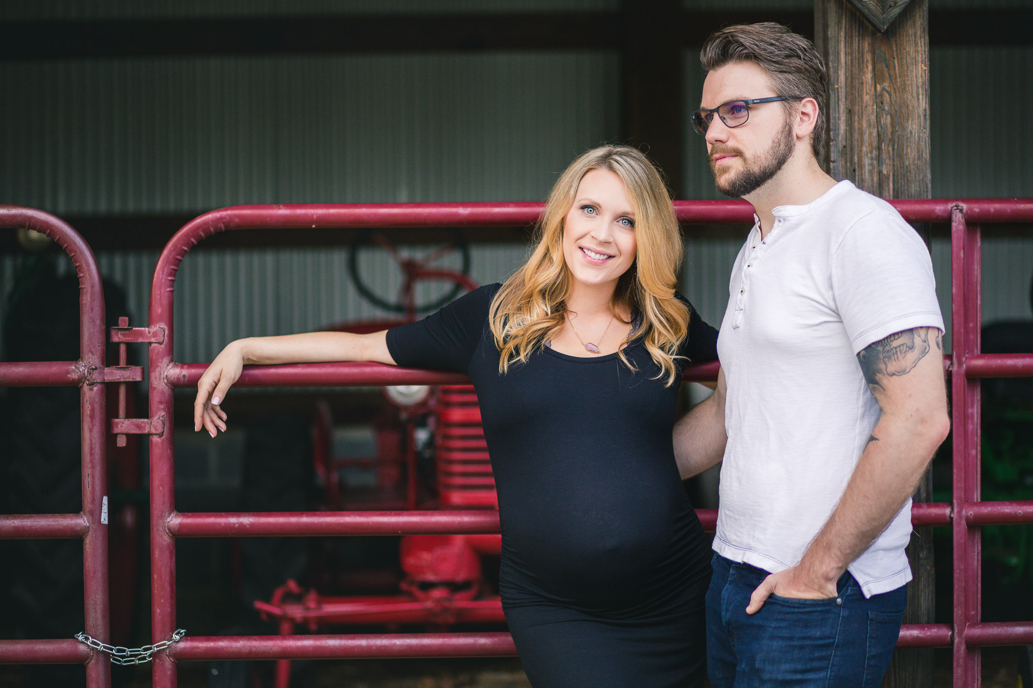 A Maternity Session from Greg Ferko at Kinder Farm Park 07