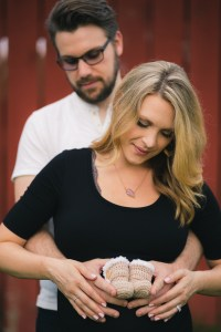 A Maternity Session from Greg Ferko at Kinder Farm Park 09