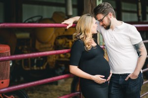A Maternity Session from Greg Ferko at Kinder Farm Park 17