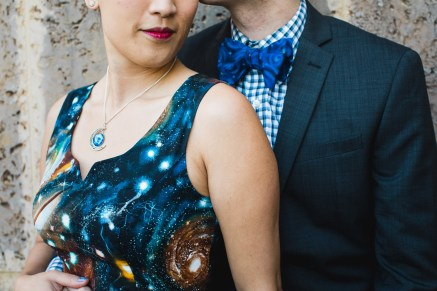 This Couple Had Their Engagement Session on Earth 07