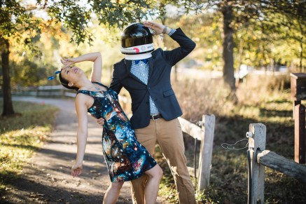 This Couple Had Their Engagement Session on Earth 09