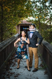 This Couple Had Their Engagement Session on Earth 24