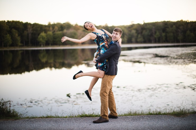This Couple Had Their Engagement Session on Earth 28
