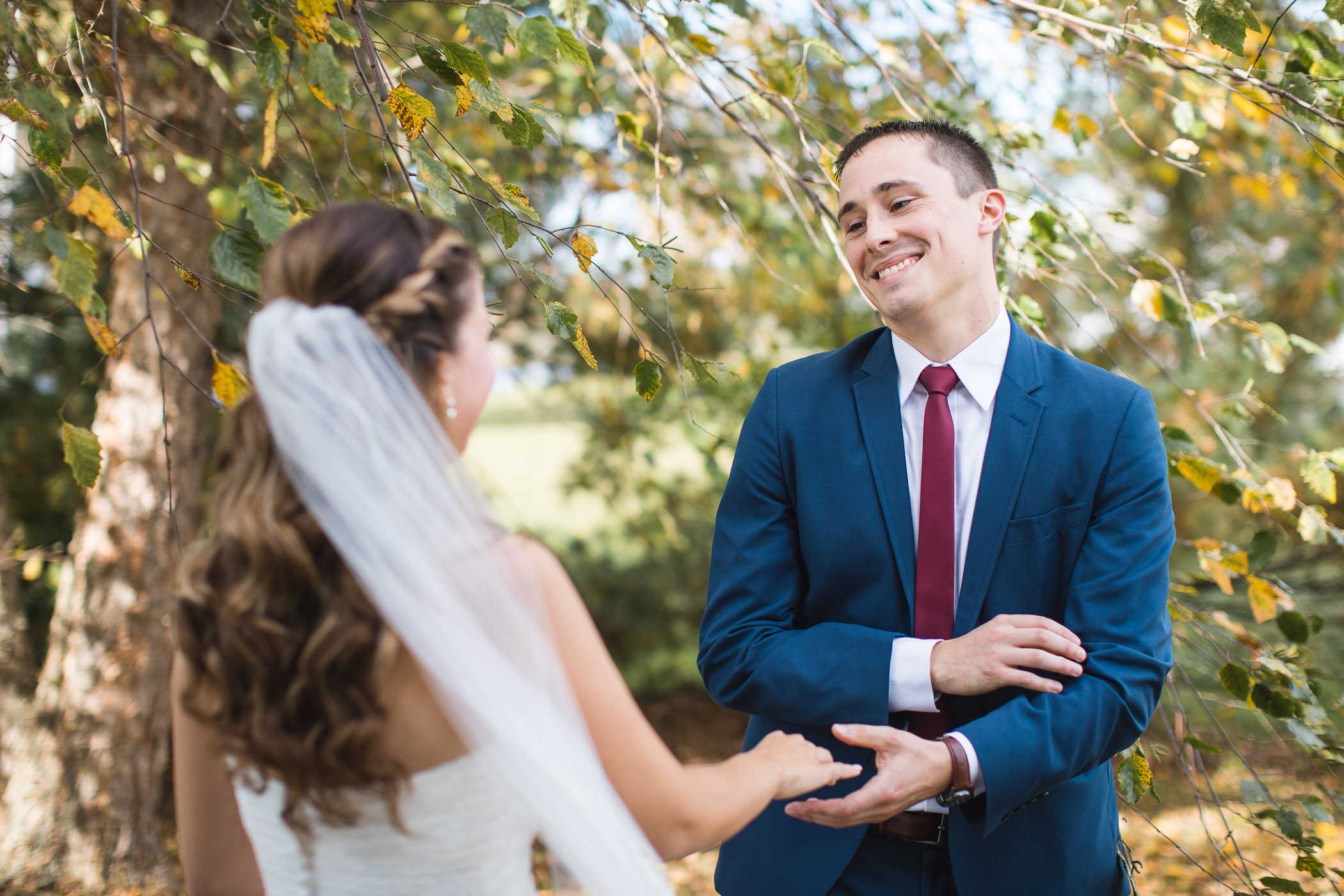 Beautiful Wedding Ceremony Formals at a Private Chesapeake Bay Lighthouse 02