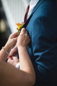 Beautiful Wedding Ceremony Formals at a Private Chesapeake Bay Lighthouse 06