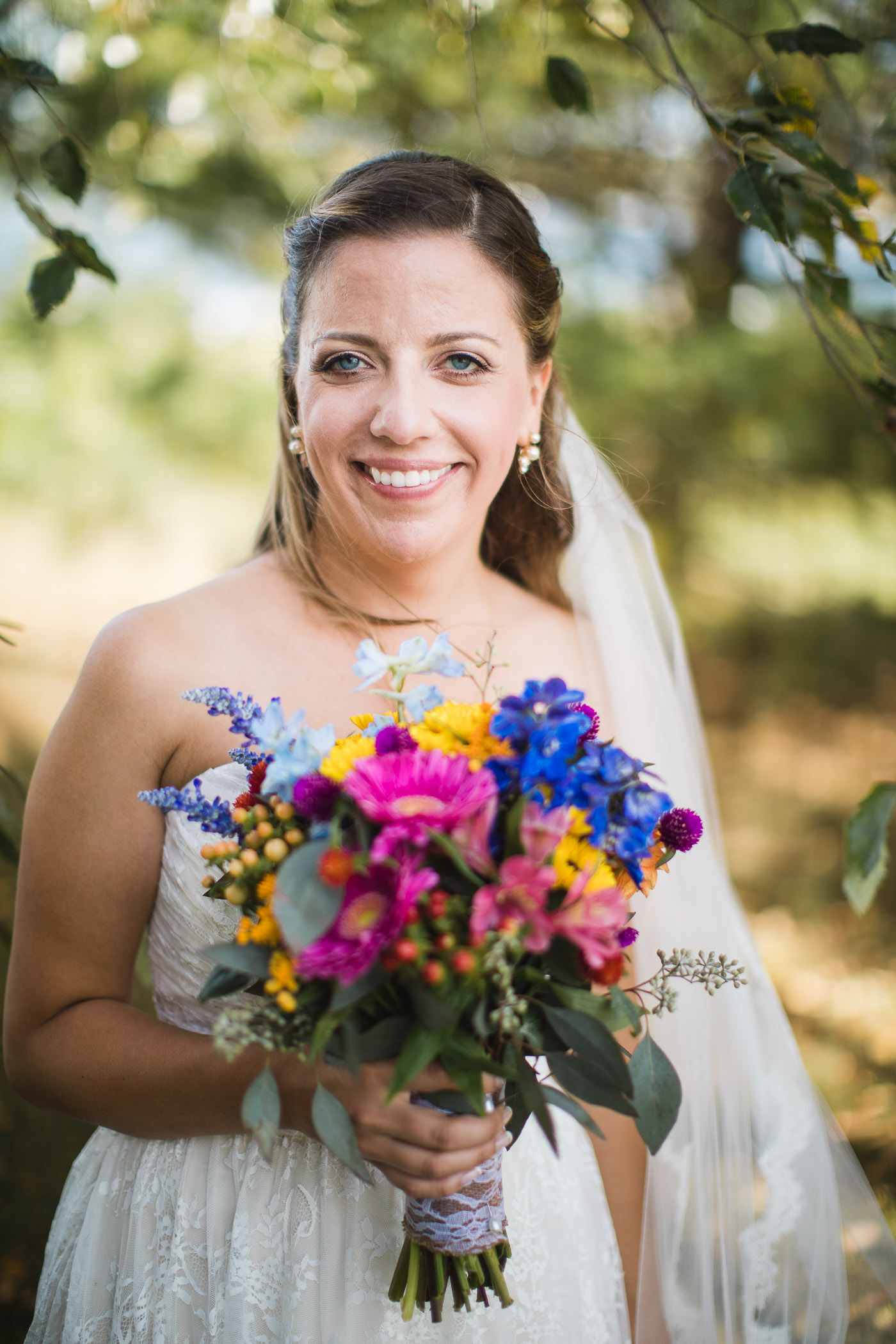 Beautiful Wedding Ceremony Formals at a Private Chesapeake Bay Lighthouse 09
