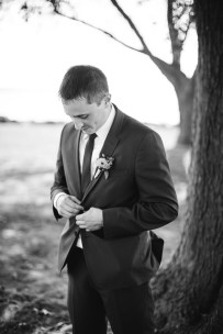 Beautiful Wedding Ceremony Formals at a Private Chesapeake Bay Lighthouse 12