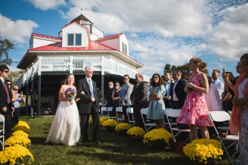 Beautiful Wedding Ceremony Formals at a Private Chesapeake Bay Lighthouse 19