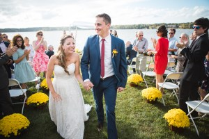 Beautiful Wedding Ceremony Formals at a Private Chesapeake Bay Lighthouse 26