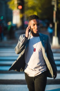 A Meandering Senior Portrait Session on the Streets of Downtown DC 22