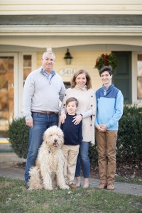 Felipe Returns to the Glenview Mansion for a Catch Up Session With This Beautiful Family 01