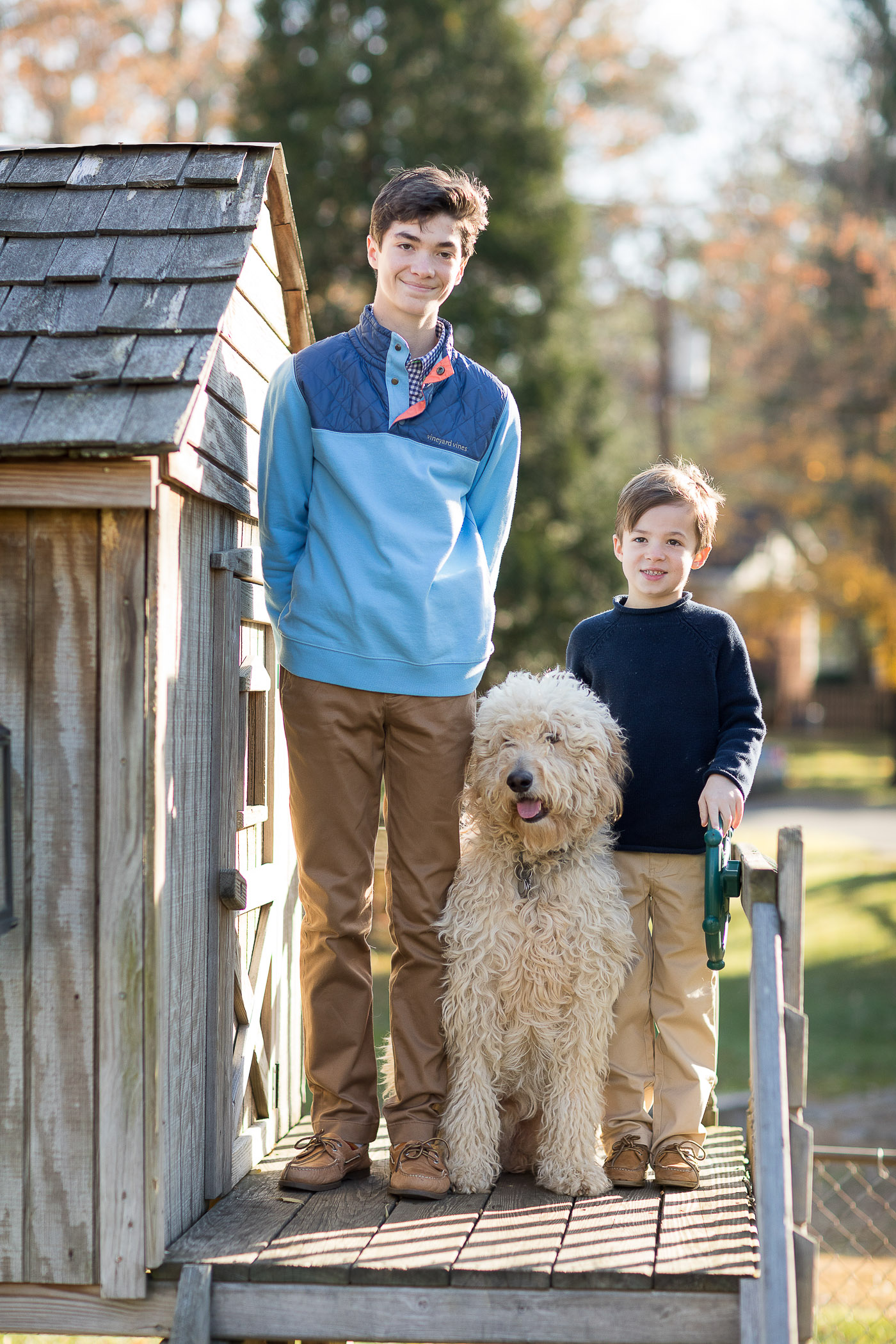 Felipe Returns to the Glenview Mansion for a Catch Up Session With This Beautiful Family 03