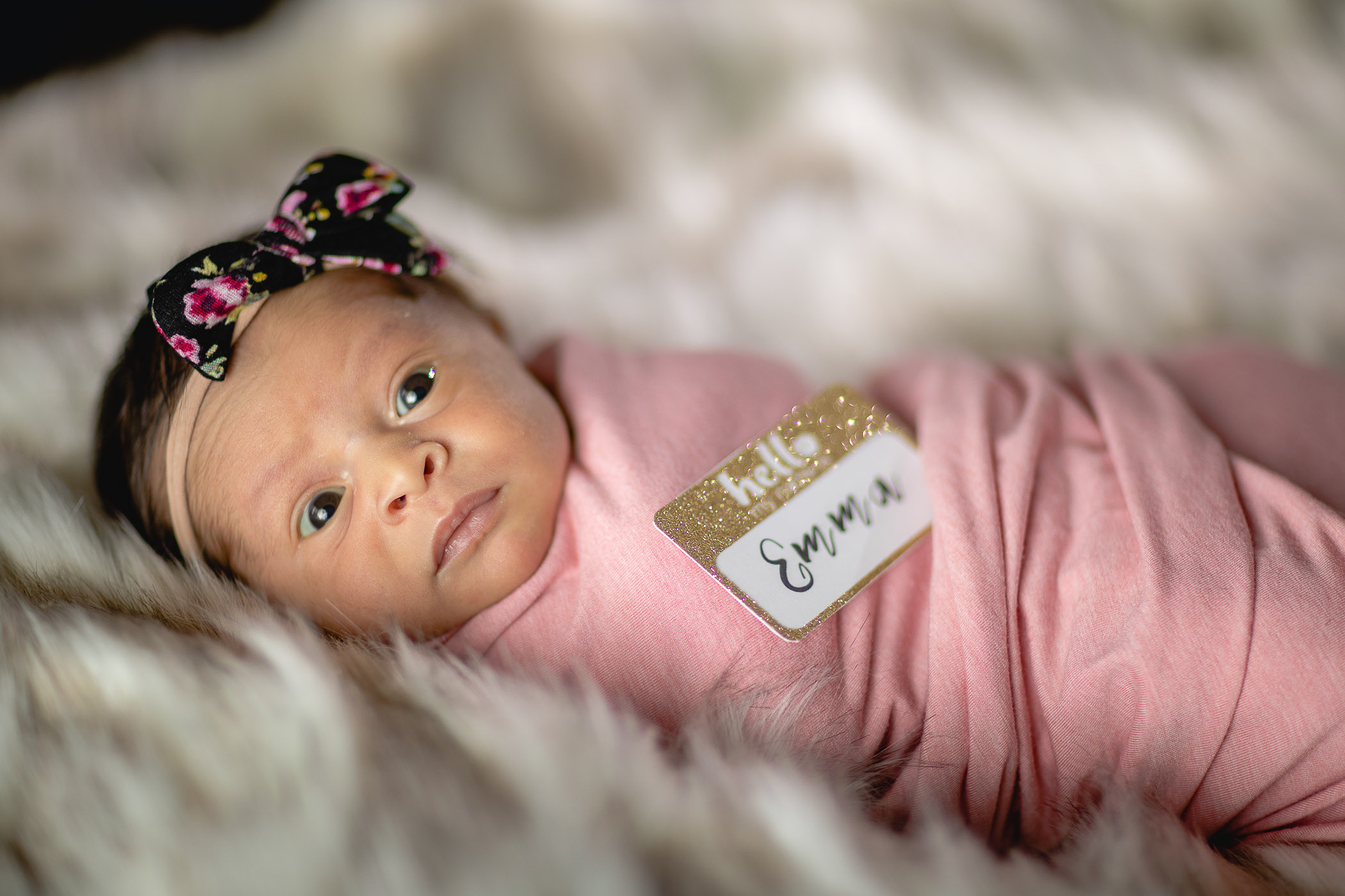 A Portrait Session for the Most Adorable New Member of the Family 11