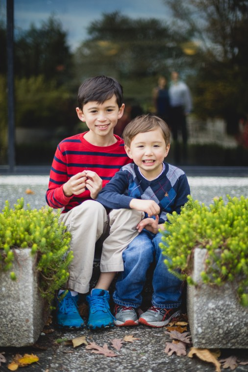 This Family Portrait Session in the National Arboretum 14