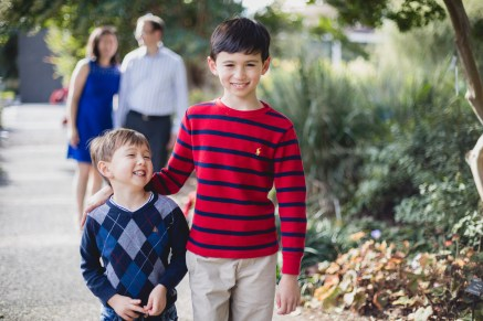 This Family Portrait Session in the National Arboretum 17
