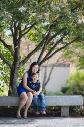 This Family Portrait Session in the National Arboretum 20