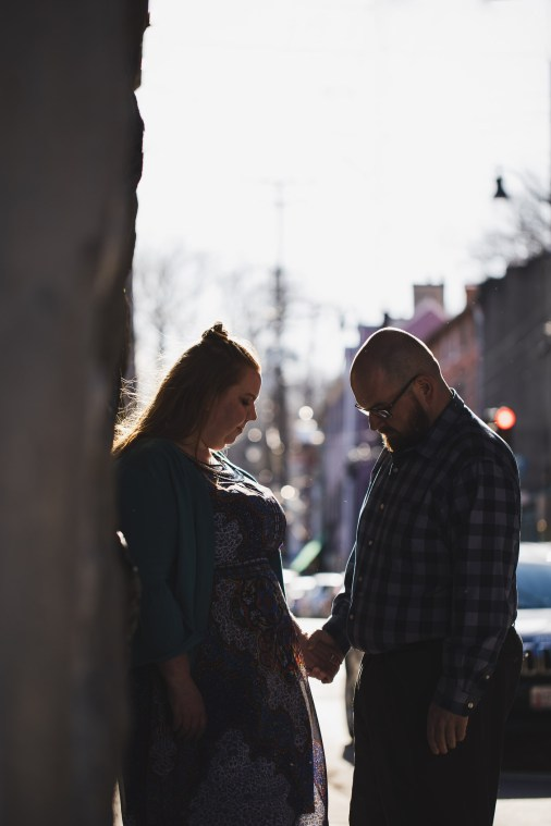 Ellicott City is For Lovers, An Engagement Session 07