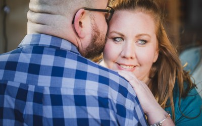 Ellicott City is For Lovers, An Engagement Session