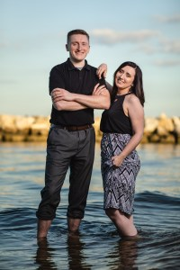 This Couple Just Got Married, Check Out Their Beach Engagement Photos 12