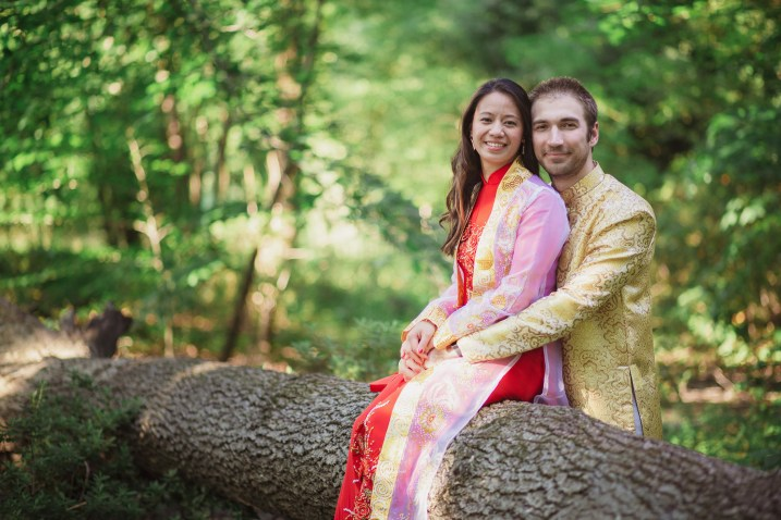 A Beautiful Afternoon Engagement Session with Greg at Cylburn Arboretum in Baltimore 03