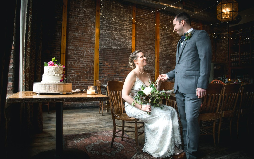 An Afternoon Wedding at The Woodberry Kitchen in Baltimore