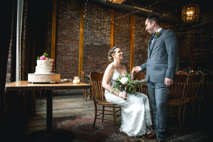 An Afternoon Wedding at The Woodberry Kitchen in Baltimore 11