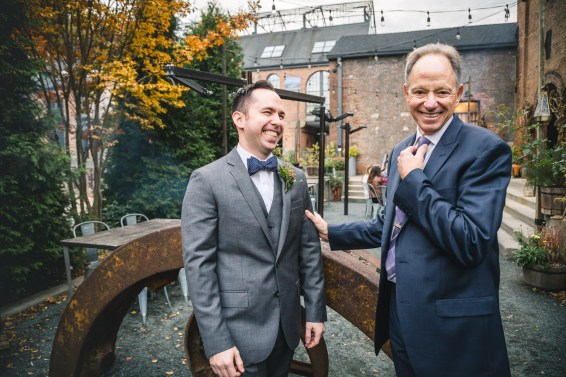 An Afternoon Wedding at The Woodberry Kitchen in Baltimore 23
