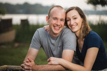 Wedding Imminent, A Low-Key Engagement Session in Annapolis 03